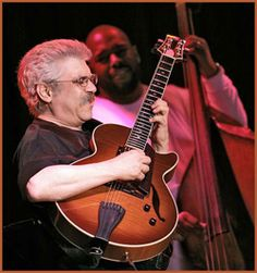 Jimmy Bruno with Chritian McBride