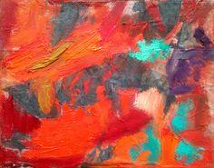Angela Mena › NUEVA VEGETACIÓN #4 NUEVA VEGETACIÓN Presencia, estado puro, agua,reflejo, luz. Agentes físicos se hacen visibles. Extraordinaria diversidad. Darwin, adaptación al medio. Óleo sobre papel de algodón / Tamaño: 18,5x14,5 cm.