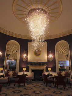 Crockfords Casino - Bar Carpet