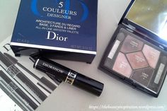 Review Mascara Diorshow e palette n.508
