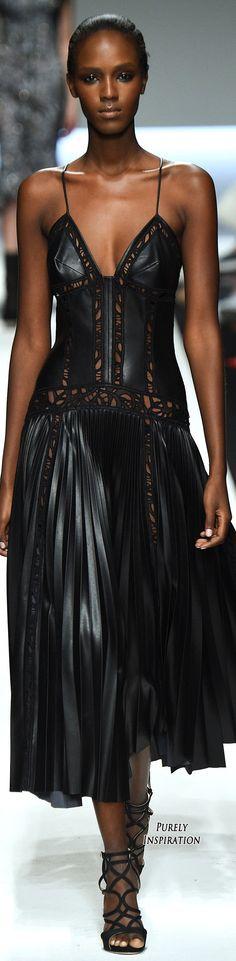 Ermanno Scervino SS2016 Women's Fashion RTW | Purely Inspiration