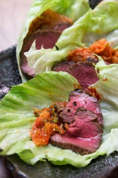 Korean-Style Grilled Beef by Marc Matsumoto, pbs.org #Beef #Korean #Marc_Matsumoto #pbs