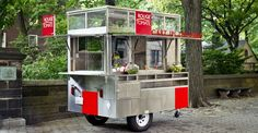 While we only wish we could head out on a food truck road trip to try all of these healthy... http://greatist.com/health/26-healthiest-food-trucks-america