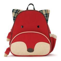 Skip Hop Zoo Pack Little Kids & Toddler Backpack Fox