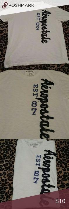 AEROPOSTALE SHIRT SIZE M/M Good Condition Aeropostale Shirts Tees - Short Sleeve