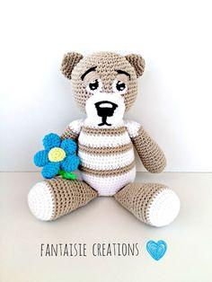 Fantaisie Creations: Teddy bear