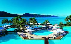 Hayman Island, The Great Barrier in Australia
