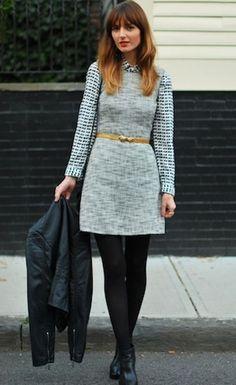 Shades Of Grey Women Office Wear Ideas