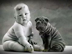 Yes. This baby looks like a wrinkly dog. Point taken, worst! parents! ever!