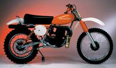 1976- Ossa Phantom 125