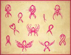 breast cancer tattoos on wrist | ... similarthe pink tattoos breast cancer ribbon cachedaug wallpaper