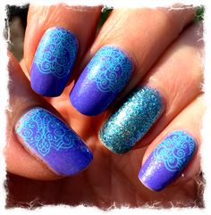 Uber chic stamping plate