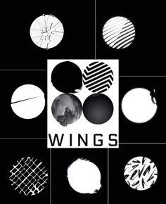 BTS Wallpaper | | Bangtan Boys | | Bangtan Sonyeondan | | Beyond the Scene | | Wings | | Logo |