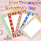 Valentine's Day - 15 frames This is a set of 15  frames to use in your classroom.  OK for personal or commercial use with credit given to me and a ...