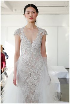 Marchesa Spring/Summer 2017 Bridal Collection | Weddings Unveiled  |  Inspiring Style for Southern Weddings