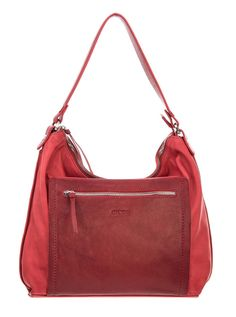 Fiamma-Leather Hobo Shoulder Handbag