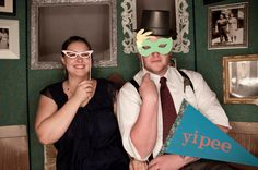 Our photo booth Photo Booth, Wedding Decorations, Personal Care, Eyes, Beauty, Fashion, Moda, Photo Booths, Self Care