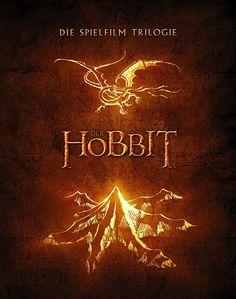 Le hobbit, la trilogie en blu-ray collector édition limitée avec les 3 coffrets métal et le journal de Bilbo