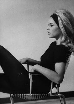 Bardot.. seriously stylish and simple