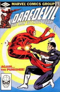 Daredevil: Again...The Punisher  Demolidor: Novamente....O Justiceiro