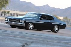 C's dream car...70 Chevelle SS