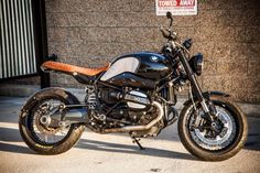 BMW RnineT... With Roland Sands add ons
