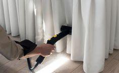 Como limpar cortinas, persianas, carpetes e tapetes