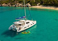 Moorings 4600 – 4 Cabin Catamaran | The Moorings