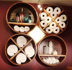 11 ideas y una más para reciclar un barril