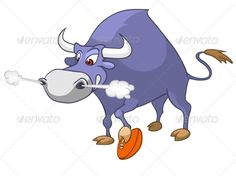 Cartoon Character Bull  #GraphicRiver         Cartoon Character Bull Isolated on White Background. Vector.     Created: 19June13 GraphicsFilesIncluded: JPGImage #VectorEPS Layered: Yes MinimumAdobeCSVersion: CS Tags: adorable #angry #art #avatar #bad #caricature #cartoon #character #cheerful #child #childhood #clip-art #design #evil #fierce #humour #illustration #isolated #kid #mad #mammal #paw #personality #savage #toy #unfriendly #unhappy #vector #white #young
