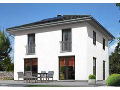 Stadthaus Flair 124 - #Einfamilienhaus von Town & Country Haus Lizenzgeber GmbH | HausXXL #Energiesparhaus #modern #Zeltdach