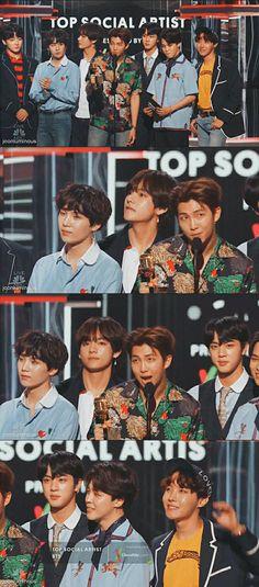 18.05.20 BTS Billboard Music Awards 2018