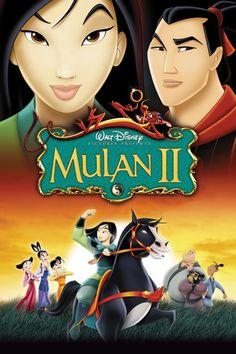 Disney Film Project Podcast - Episode 118 - Mulan II