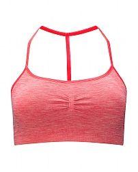 Sweaty Betty - Yama Padded Yoga Bra - RedGlo