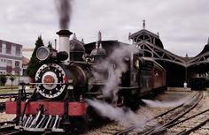 Old train - Brazil