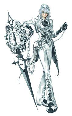 Castlevania Judgment - Aeon