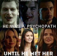 The Vampire Diaries and The Originals..... SO TRUE