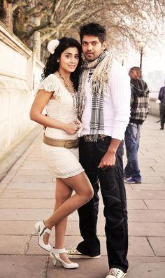 Actor Arya And Actress Shriya Saran Starrer Love 2 Love Movie Stills