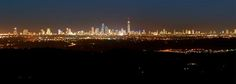 Beautiful Night View of the Gold Coast Skyline from Eagle Heights Hotel in Tamborine Mountain Mt Tamborine, Tamborine Mountain, Night Skyline, Paris Skyline, Beer Factory, Coast Hotels, Tour Tickets, Once In A Lifetime, Gold Coast