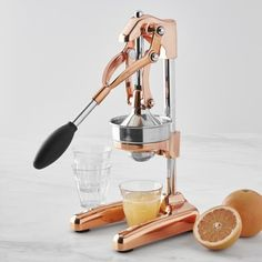 Shop copper from Williams Sonoma. Our expertly crafted collections offer a wide of range of cooking tools and kitchen appliances, including a variety of copper. Cooking Utensils, Cooking Tools, Kitchen Utensils, Kitchen Appliances, Kid Cooking, Kitchen Supplies, Kitchen Items, Kitchen Tools, Copper Kitchen Decor