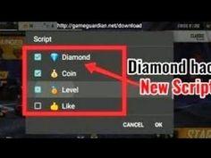 DIAMOND SCRIPT HACK BY GAMEGUARDIAN - YouTube