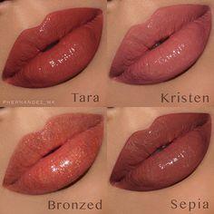 Anastasia Beverly Hills Fall Lipglosses