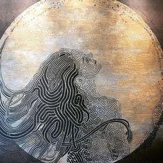 Siren #starbucksjapan #starbucksdesign #art Starbucks Siren, Inspirational, Abstract, Artwork, Instagram, Summary, Work Of Art, Auguste Rodin Artwork, Artworks