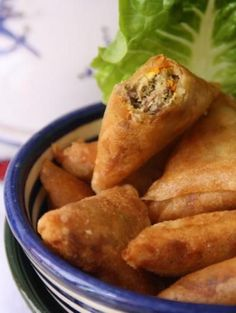 Recette - Briouates à la viande hachée - Proposée par 750 grammes #regime #food #diet
