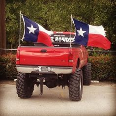I just love Texas Pride.
