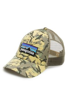 Patagonia  PG - Lo Pro  Trucker Hat Patagonia 0b710a33346d