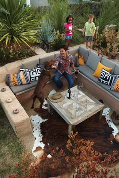 Tips from expert designer Jamie Durie on how to create livable, lovable outdoor rooms