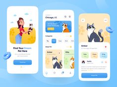 Web Design, App Ui Design, Mobile App Design, Game Design, App Design Inspiration, Mobile App Ui, Application Design, Catalog Design, Apps