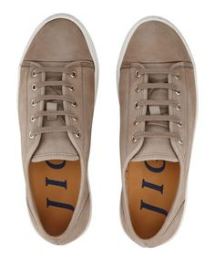 Ayda Leather Sneakers - Shoes and Boots - Accessories