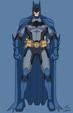 Justice League Batman!